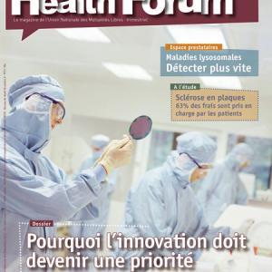 Pourquoi l'innovation doit devenir une priorité pour les soins de santé