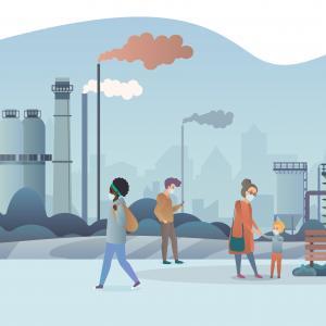 Luchtvervuiling leidt tot hoger zorggebruik en meer afwezigheid op het werk
